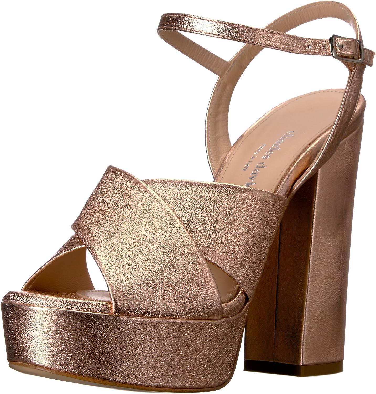 Charles David Womens Rima Platform Dress Sandal