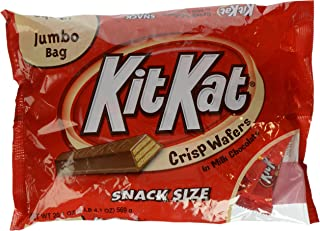 KIT KAT Chocolate Candy Bars, 20.1 Ounce