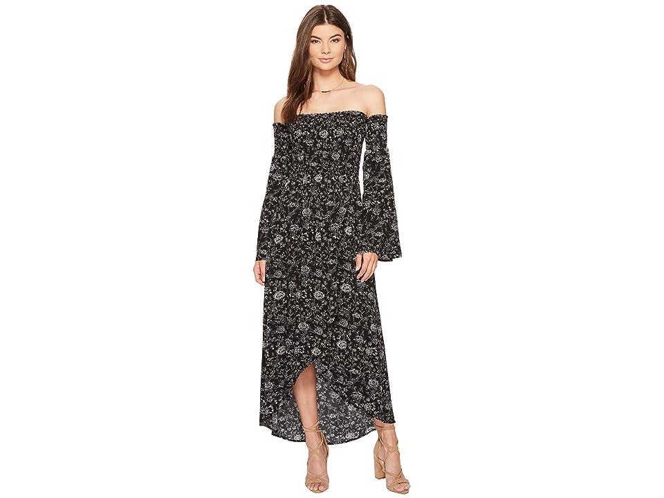 Lucy Love Vinyard Dress (Poisen Flower) Women