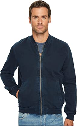 Lucky Brand - Denim Bomber Jacket
