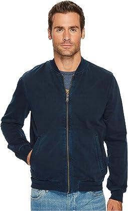 Lucky Brand - Denim Bomber Jacket