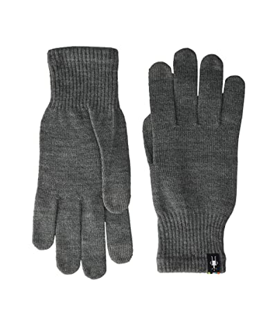 Smartwool Liner Glove (Silver Gray Heather) Liner Gloves