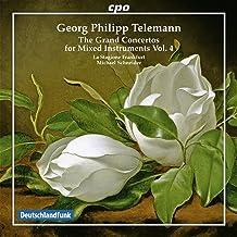 Grand Concertos Mixed Ins