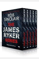 The James Ryker Series: books 1 - 5 Kindle Edition