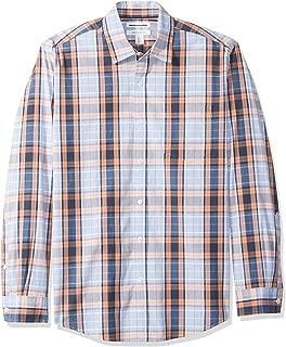 Best checkered shirt coral Reviews