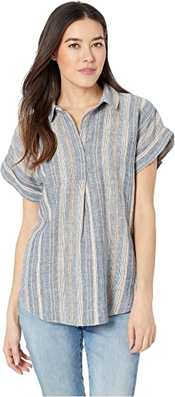 54ade491466 Women s Linen Shirts   Tops