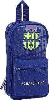 FC Barcelona 2018 Estuches, 23 cm, 1.4 litros, Azul
