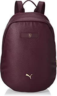 Puma Sf Ls Zainetto Backpack Vineyard Wine Purple Bag For Women, Size One Size