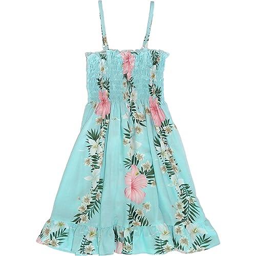 c2f6e4e2f2 RJC Girls Paradise Lei Panel Elastic Tube Top Ruffle Dress