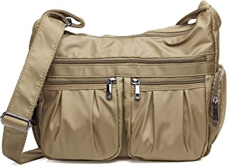 5ac7cb30f5e Amazon.com  Nylon - Shoulder Bags   Handbags   Wallets  Clothing ...