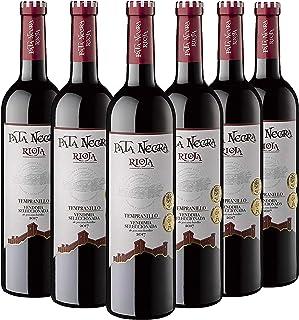 Pata Negra Vendimia Seleccionada Vino Tinto D.O Rioja,