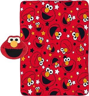 Best sesame street fleece blanket Reviews
