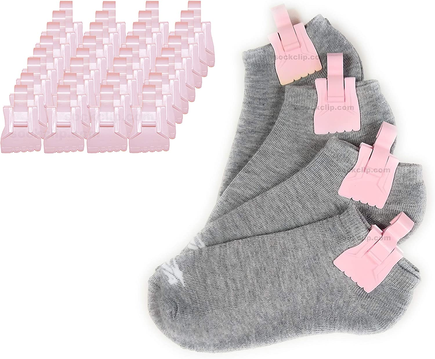 Popular brand in the world The Amazing Award-winning store Sock Clip Holder 32 in Pink Clips Baby Made