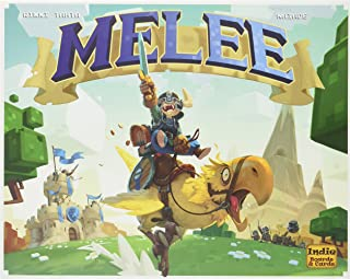 Melee Board Game