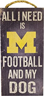 Fan Creations NCAA Michigan Wolverines 6