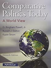 comparative politics today a world view online