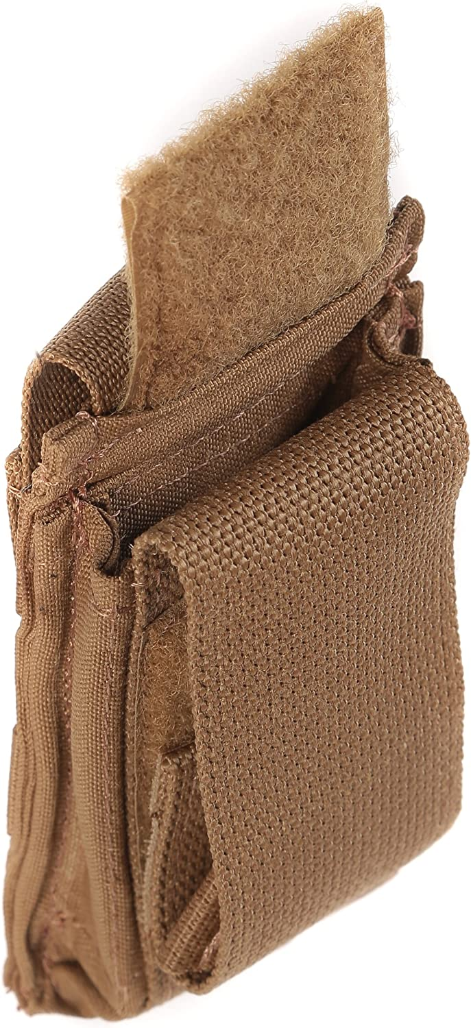 Raine M4 Speed Reload Pouch – Friction Retention, Coyote