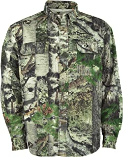 Camouflage Cotton Mill Hunt Shirt