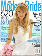 modern bride magazine april/may 2009