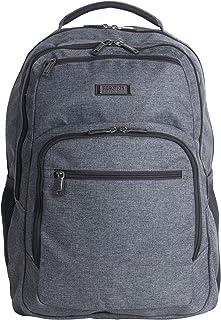 Kenneth Cole REACTION Travelier Multi-Pocket Laptop & Tablet Business, School, & Travel Backpack Bag