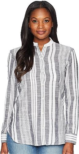 Striped Cotton Shirt