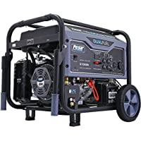 Newegg.com deals on Pulsar Products G10KBN 10,000W Portable Dual Fuel Generator