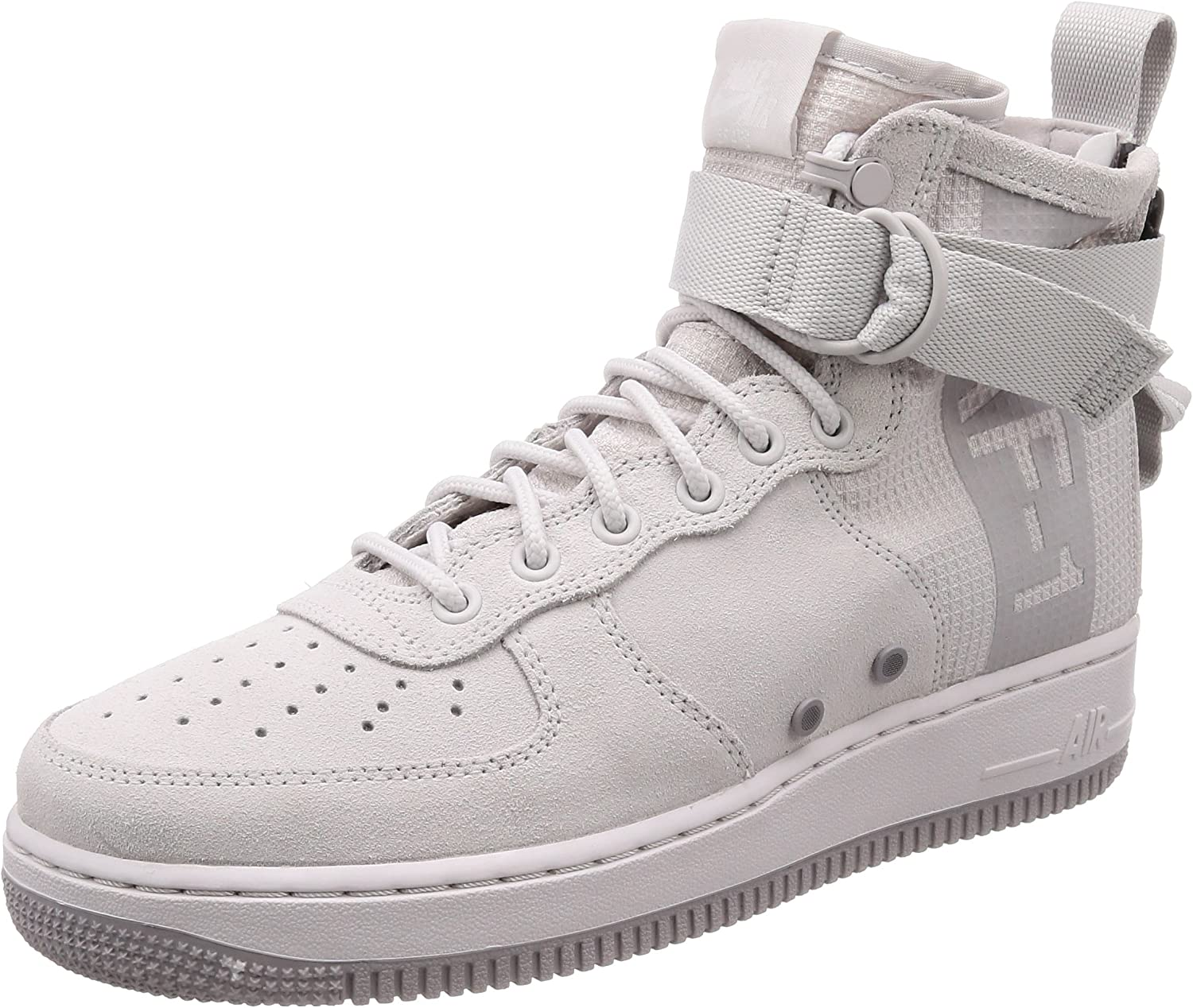 Nike Mens SF Air Force 1 Mid Suede Premium shoes