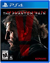 Metal Gear Solid V Phantom Pain (PS4)