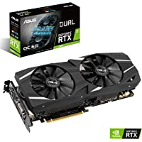 Asus Dual GeForce RTX 2060 DirectX 12 6GB PCI Express 3.0 Video Card