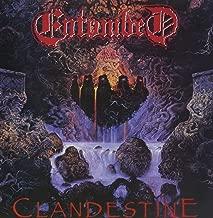 entombed clandestine vinyl