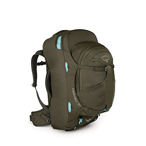 Osprey Packs Fairview 70 Womens Travel Backpack