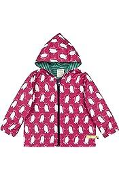 loud Aus Bio Baumwolle proud Baby Wasserabweisende Outdoorjacke GOTS Zertiziziert Jacket