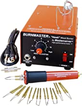 Burnmaster HAWK single port woodburner PACKAGE - burner + pen + tips (110V)