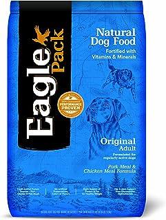 Eagle Pack Natural Pet Food, Original Adult Pork Meal And Chicken Meal Formula For Dogs, 30-Pound Bag