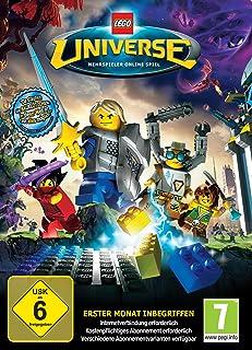 Lego Universe [Importación alemana]