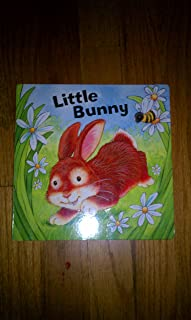 LITTLE BUNNY (BACKPACK BOOK)