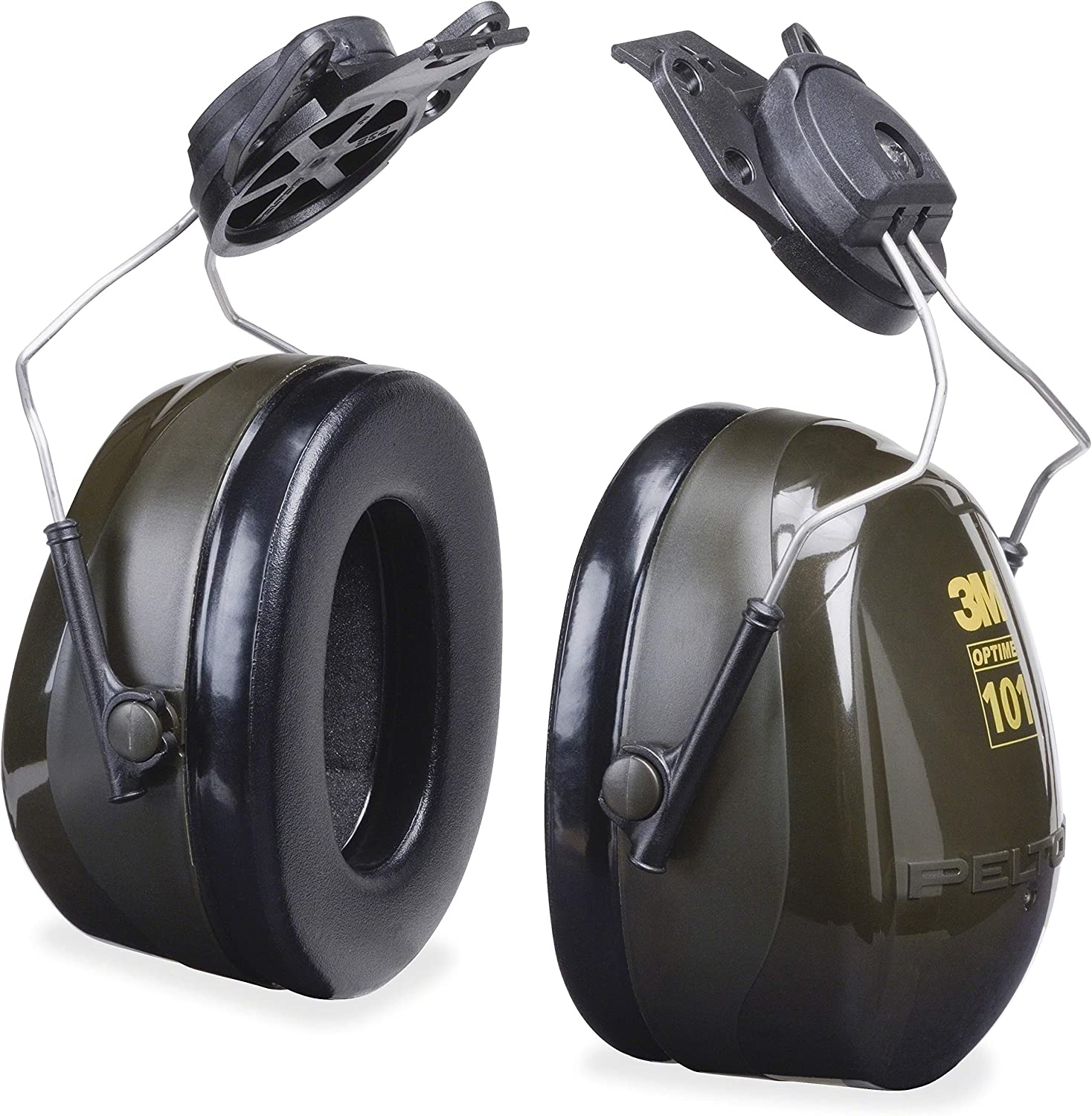 Special Campaign 3M-Commercial Tape Div. H7P3E Optime Earmuff - Headset Portland Mall Cap Mount