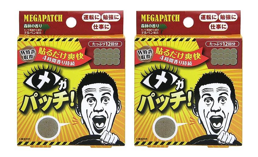 爵上昇マーキーメガパッチ 12枚セット×2個セット