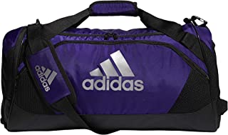 purple adidas gym bag