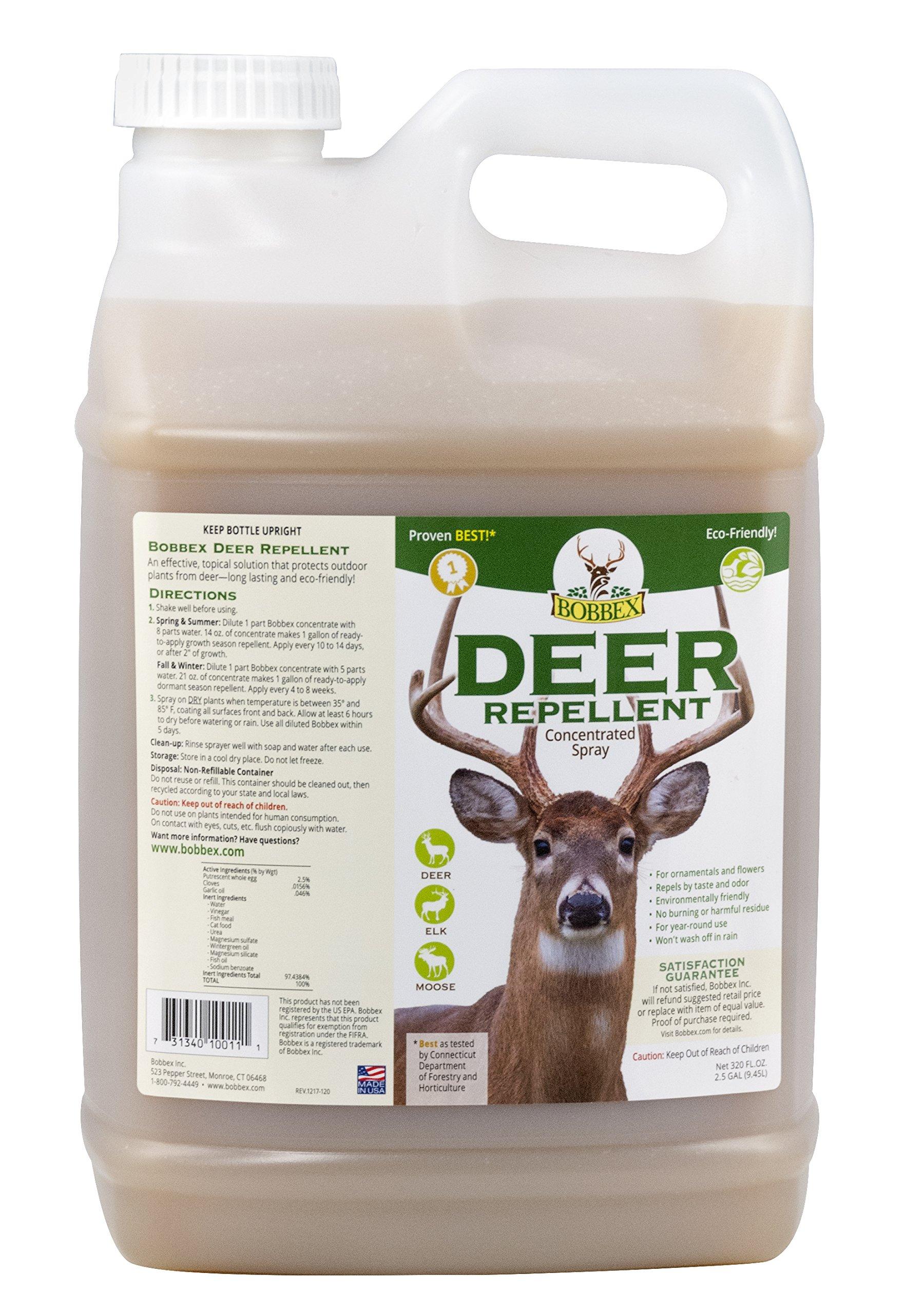 Bobbex Repellent Gallon Concentrated Spray