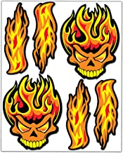 Biomar Labs® Set (6 stuks) vinyl stickers autostic...
