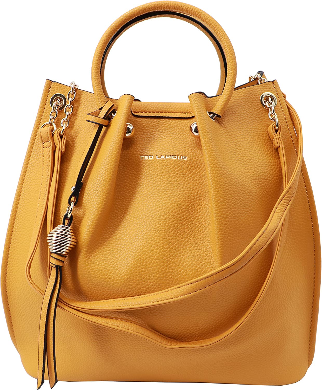 2 in 1 women's handbag Ted Lapidus Gretel 8921 Synthetic