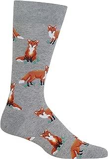 Hot Sox Men's Foxes Socks