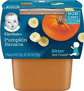 Gerber Foods Pumpkin Banana Count