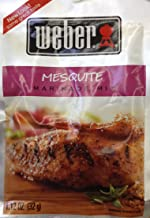 Weber Mesquite Marinade Mix, 1.12 oz (Pack of 5)