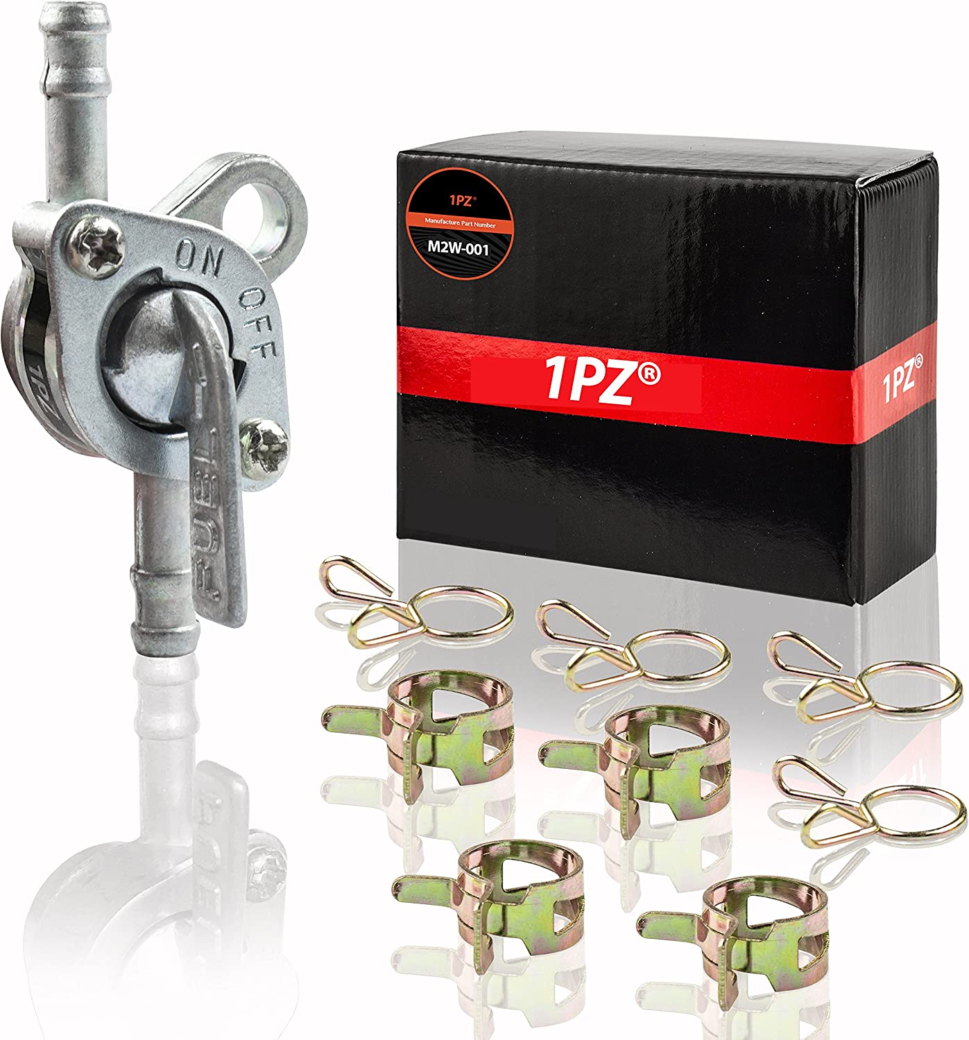 1PZ M2W-001 In-Line Gas Fuel Shut Los Angeles Mall Clearance SALE! Limited time! Off fits or 16