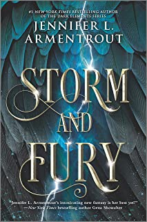 Storm and Fury (The Harbinger Series, 1)