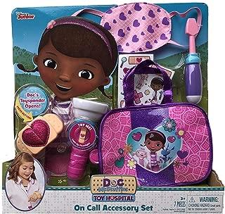 Doc McStuffins Toy Hospital On Call Accessory Set