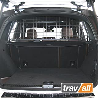 Travall Guard Compatible with Mercedes-Benz GLE-Class and 63 AMG (2015-2019) M-Class (2011-2015) TDG1369 - Rattle-Free Steel Pet Barrier