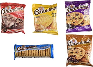 Cookies Variety Tray 36 Ct ( 8 bags are 3.025 oz 28 bags are 2.05 oz )